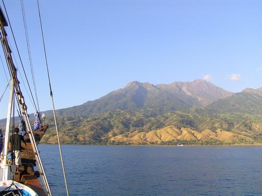 Дайвинг Индонезия, дайвинг сафари о. Комодо