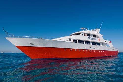 дайвинг сафари лодка M/Y Aldebaran