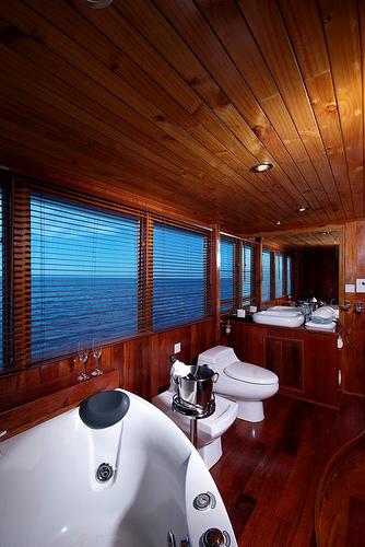 Дайв сафари мальдивы Ark Royal ванна сьют