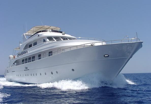 Египет дайвинг сафари яхта M/Y Bella