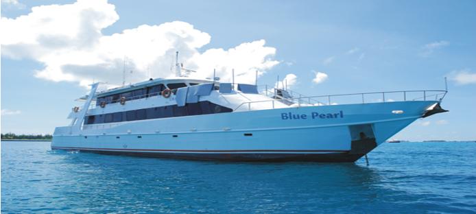 дайвинг сафари Мальдивы M/Y Blue Pearl