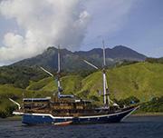 Индонезия дайвинг сафари яхта S/M/Y Cheng Ho