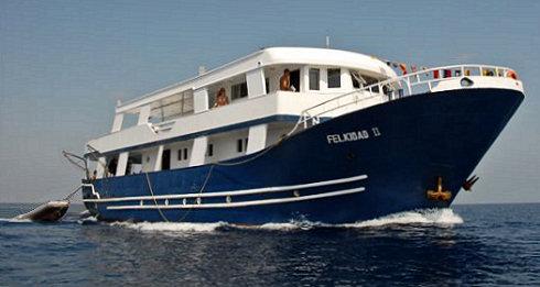 Красное море Судан дайвинг сафари яхта M/Y Felicidad