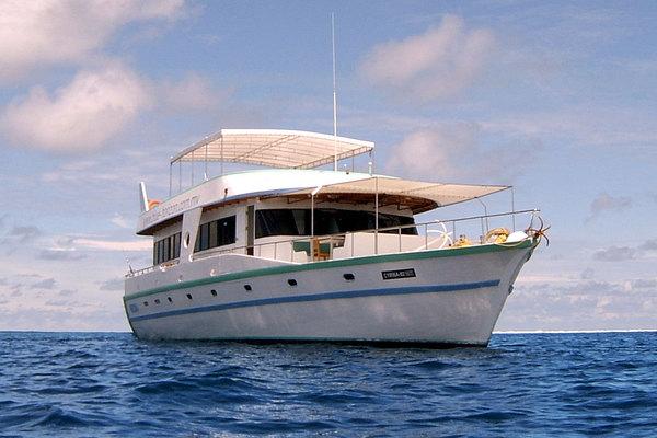 дайвинг сафари мальдивы лодка Horizon II