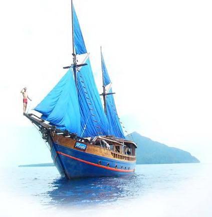 Индонезия дайвинг сафари яхта S/M/Y Moana