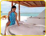 Мальдивы дайвинг сафари яхта M/Y Moonimaa джакузи
