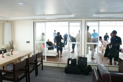 яхта Mozaique Мальдивы дайвинг сафари
