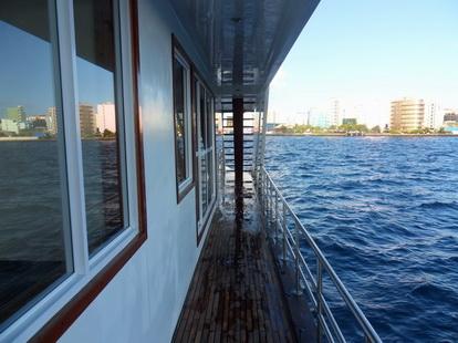 дайвинг сафари мальдивы MV Mozaique
