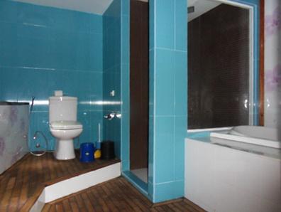дайвинг сафари мальдивы mv Mozaique туалет в каюте на нижней палубе тип с