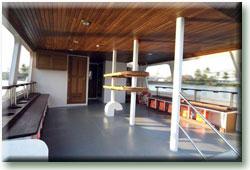 Таиланд дайвинг сафари яхта M/Y Nautica main deck