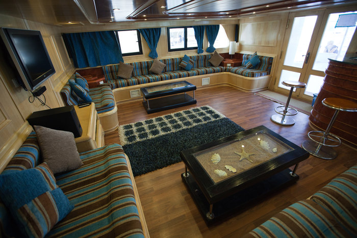 дайвинг сафари яхта египет M/Y Al Farouk II дайвинг сафари красное море