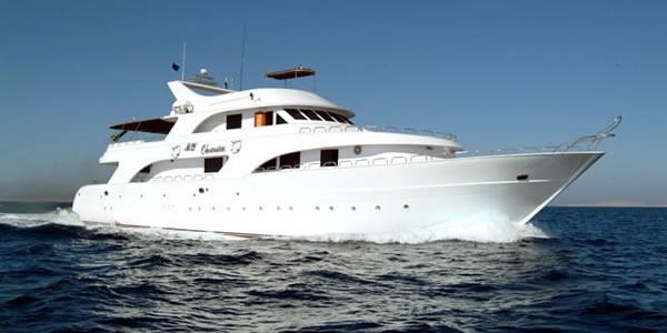 Египет дайвинг сафари яхта M/Y Obsession