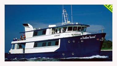 Таиланд дайвинг сафари яхта M/V Ocean Rover