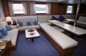 Таиланд дайвинг сафари яхта M/V Ocean Rover кают-компания