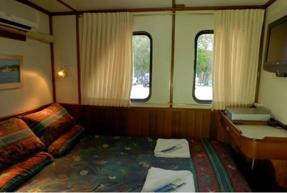 дайвинг сафари австралия ocean view standard cabin
