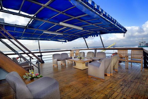 дайвинг сафари индонезия комодо яхта Sea safari VI