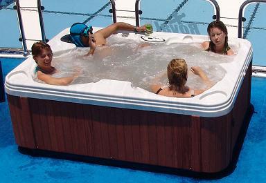 Красное море Судан дайвинг сафари яхта M/Y Royal Evolution джакузи