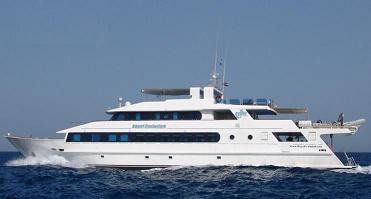 Красное море Судан дайвинг сафари яхта M/Y Royal Evolution