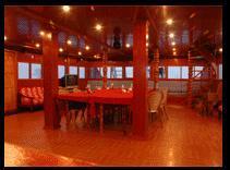 Мальдивы дайвинг сафари яхта M/Y Sharifa кают-компания