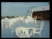 Мальдивы дайвинг сафари яхта M/Y Sharifa sun deck
