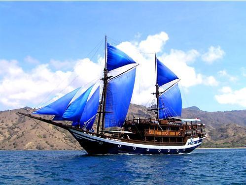 дайвинг сафари индонезия яхта Sea Safari VI