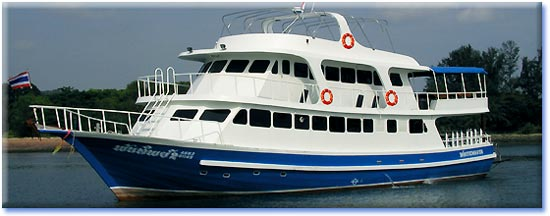 Таиланд дайвинг сафари яхта M/V White Manta